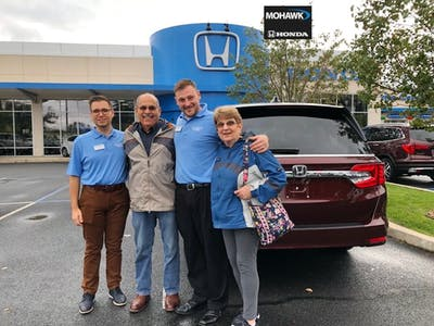 My Salesman, Travis Landry And All Other Employees At Mohawk Honda Are  Professional And Friendly. They Always Greet Us When We Come In And Respect  The Fact ...