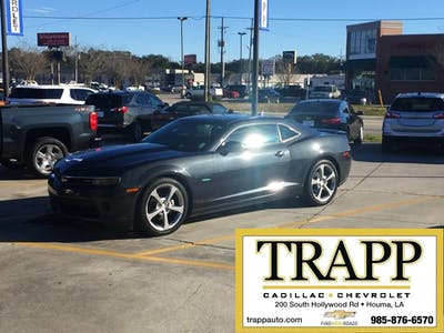 Trapp Cadillac Chevrolet Chevrolet Cadillac Service
