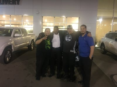 High Quality Outstanding Service From Christopher Jordan! Above And Beyond! Thank You  For The Laughs! Purchase Went Smoothly! Iu0027ll Be Returning To One Toyota Of  Oakland!