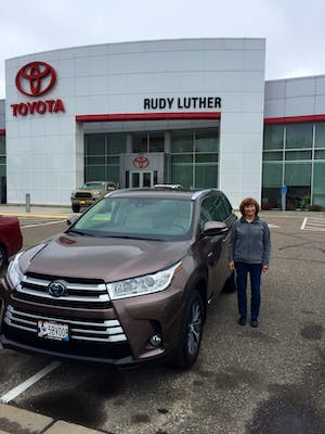 rudy luther toyota new toyota dealership in golden. Black Bedroom Furniture Sets. Home Design Ideas