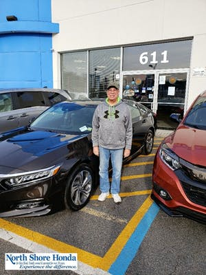 This is THE place to come get your new Honda. It's truly a great experience every time here be it for service or getting a new Honda.