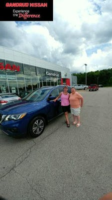 Ben Our Salesman Was Amazing To Work With From Start To Finish. The Entire  Process Was Fantastic!!! We Would Definitely Recommend Gandrud Nissan To  Our ...