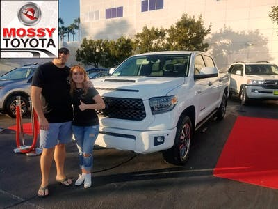 Working With Danny Baker On The Brand New Tundra Purchase Was Seamless And  Easy. Danny Didnu0027t Make Us Feel Pressured But Did Listen To What We Were  Looking ...