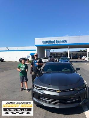 Jimmie Johnson S Kearny Mesa Chevrolet Chevrolet Used Car Dealer