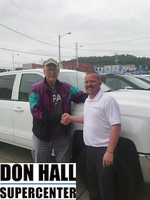 Don Hall Supercenter Chevrolet Buick Gmc Used Car Dealer Service Center Dealership Ratings