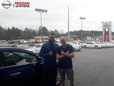 Nissan of Athens - Nissan, Used Car Dealer, Service Center ...