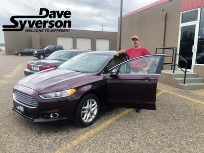Dave Syverson Auto Center Ford Chrysler Dodge Jeep