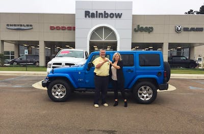 Ricky Went Totally Out Of His Way To Help Us With This Purchase. He Was  Patient In Our Decision Making And Drove 1.5 Hours One Evening To Pick Up  The Jeep ...