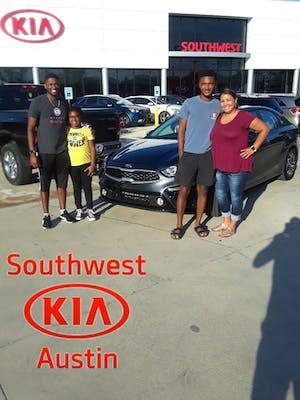Southwest Kia Austin >> Wills Philyaw Employee Ratings Dealerrater Com