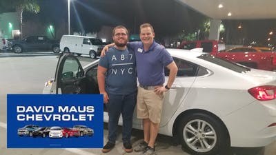 David Maus Chevy >> Ryan Brown Employee Ratings Dealerrater Com