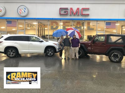 ramey automotive richlands chevrolet buick gmc cadillac service center dealership ratings ramey automotive richlands chevrolet