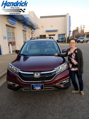 Thanks So Much To Jason Warren And Brian Rutherford At Hendrick Honda Of  Hickory For Their Excellent Service And Patience With This First Time Car  Buyer ...