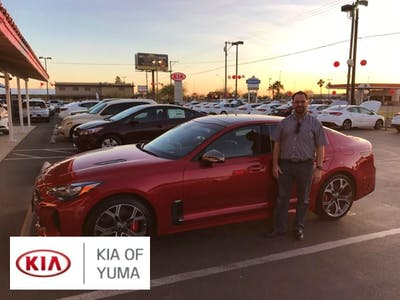 Kia of yuma kia service center dealership ratings excellent salesperson jessica becerra knew the her product no pressure customer serviced approach was appreciated ownership and financing was excellent solutioingenieria Image collections