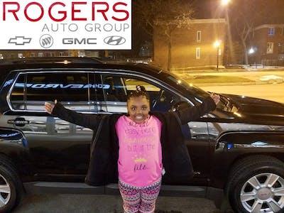 rogers auto group chevrolet buick gmc hyundai service center dealership reviews. Black Bedroom Furniture Sets. Home Design Ideas