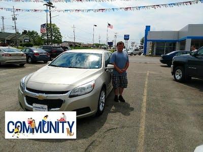 Community Chevrolet Chevrolet Used Car Dealer Service Center Dealership Ratings