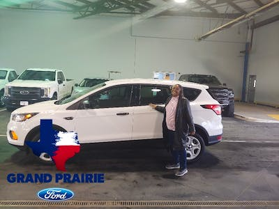 Grand Prairie Ford Ford Service Center Dealership Reviews
