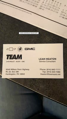 This Is My Second Vehicle I Have Purchased At TEAM. They Have Great  Customer Service And Iu0027m Always A Priority When I Need Them.I Have Dealt  With Leah Every ...