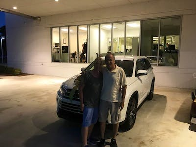 My Wife And I Just Had A Very Positive Experience At Stokes Toyota In  Beaufort. We Purchased Our Brand New Toyota Highlander Yesterday From Scott  Bowman, ...