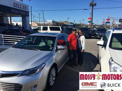 mossy motors buick gmc service center dealership ratings