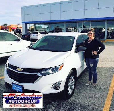 Troy Dodson Was Extremely Helpful And Knowledgeable During My First Time  Buying Experience! I Would Recommend All American Chevrolet And Troy To  Anyone, ...