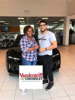 Vandergriff Chevrolet Chevrolet Used Car Dealer