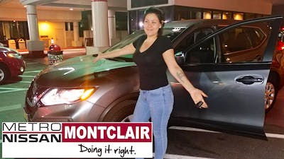 Good Customer Service, Got Exactly What I Wanted... Highly Recommend.  Taking Momu0027s To Go Get Hers In A Few! :) Thank You Metro Nissan Of Montclair .