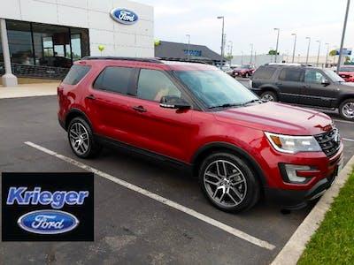 Krieger Ford Inc - Ford, Used Car Dealer, Service Center
