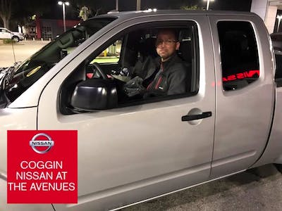 This Is My 2nd Nissan Purchase At Coggin Nissan The Avenues. From Sales To  Service, Iu0027m Always Well Taken Care Of. On This Visit, Will Cooper Assisted  In ...