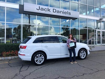Jack Daniels Audi Of Upper Saddle River Audi Service Center - Jack daniels audi