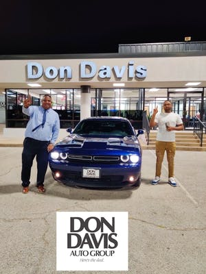 Contact Information - Don Davis Dodge