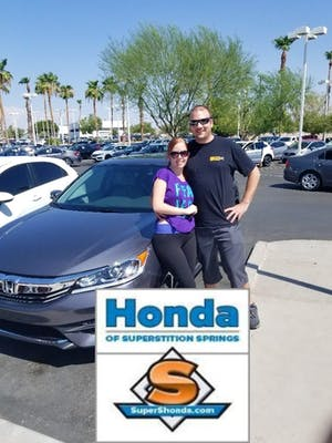 My Husband Owns A Honda And I Love Driving It So I Wanted One Of My Own. I  Saw Todd And He Let Me Drive A Couple Models And Answered All My ...