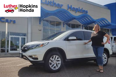 Hopkins Honda Service >> Luther Hopkins Honda Honda Service Center Dealership