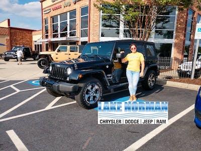 Written Reviews | 888-710-1785 | Lake Norman Chrysler Dodge Jeep Ram