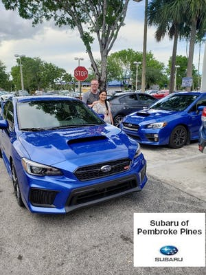 Subaru Of Pembroke Pines >> Allan Medina Employee Ratings Dealerrater Com
