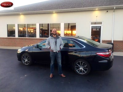 Rodney Cook and the rest of the employees at Miracle Motor Mart made sure to get me the best deal on getting my new car and couldn't be more accommodating; ...
