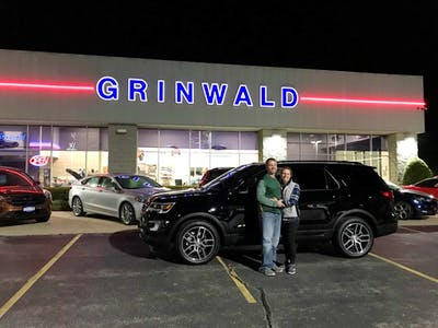 Andy Grinwald Employee Ratings DealerRatercom - Grinwald ford car show