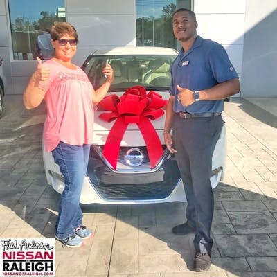 ... Fred Anderson Nissan Of Raleigh Nissan Used Car Dealer Service