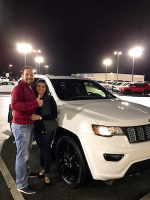 Anybody Looking For A *Vehicle New Or Used* This Is A Dealership That I  Would HIGHLY RECOMMEND ! WE LOVE OUR 2018 NEW JEEP GRAND CHEROKEE !