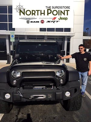 North Point Jeep >> Alan Coley Employee Ratings Dealerrater Com
