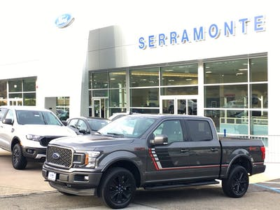 Not Because We Were Sold But Because Everything We Asked For Was Researched  And Found. Great Experience Overall, Thank You David Martin At Serramonte  Ford!