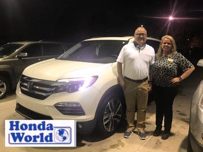 Honda World Of Conway Honda Used Car Dealer Service Center